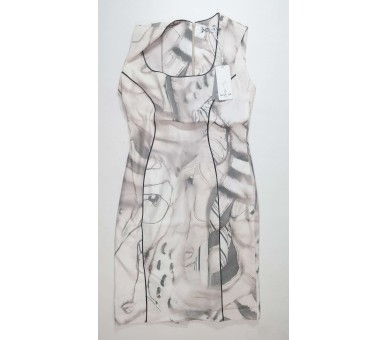 Vestito Donna Smo'H Wil Tg. 46 -Made in Italy-